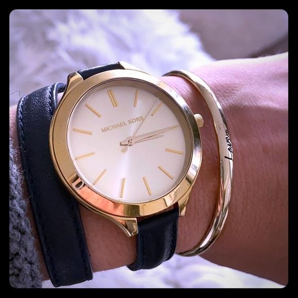 MK Wrap Watch